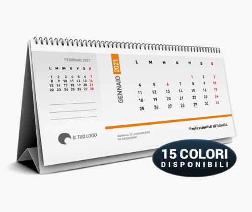 stampa calendari da tavolo online