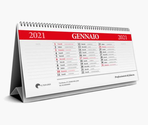 calendario scrivania