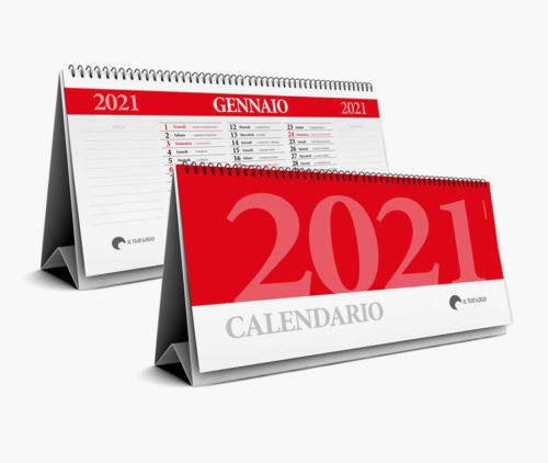 stampa calendario da tavolo