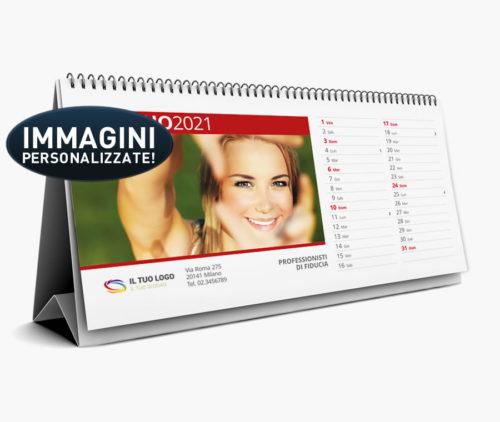 calendari da tavolo personalizzati aziendali