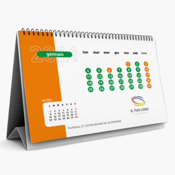calendario da tavola
