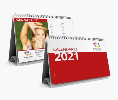 stampa calendari da tavolo