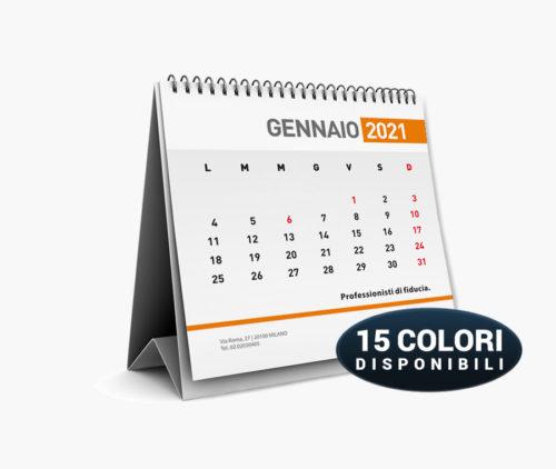 calendari personalizzati da stampare