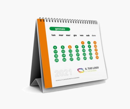 modelli calendari
