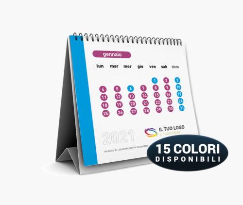 calendario da tavolo personalizzato online
