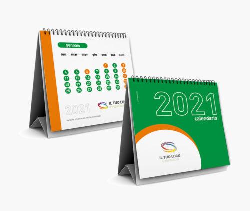 formati calendari da tavolo