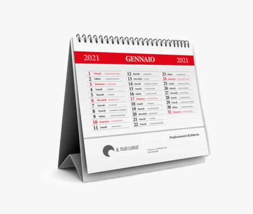 stampare calendario da tavolo