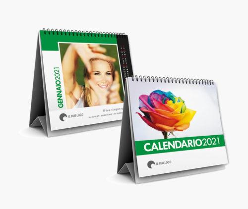 calendario da tavolo stampabile