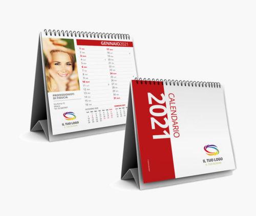 formato calendario da tavolo