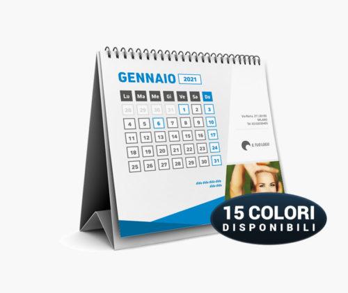 calendari da tavolo aziendali