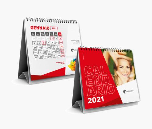 calendari da tavolo con foto