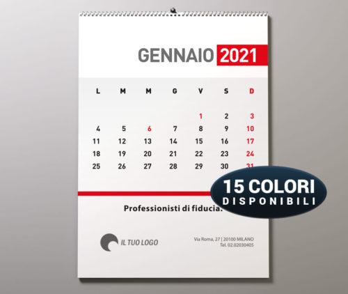 calendari personalizzati per aziende