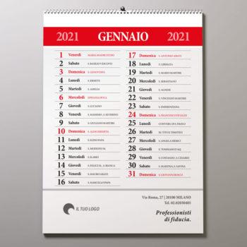 crea calendario