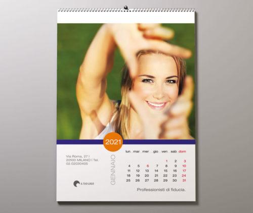 calendari personalizzati aziendali