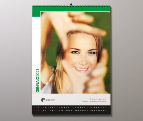 calendari personalizzati online