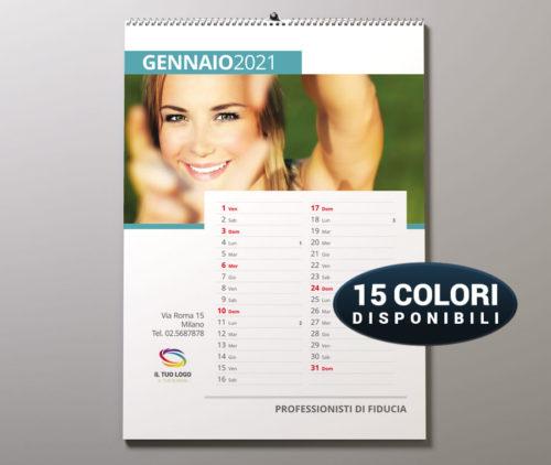 calendario personalizzato online