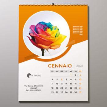calendario foto personalizzato