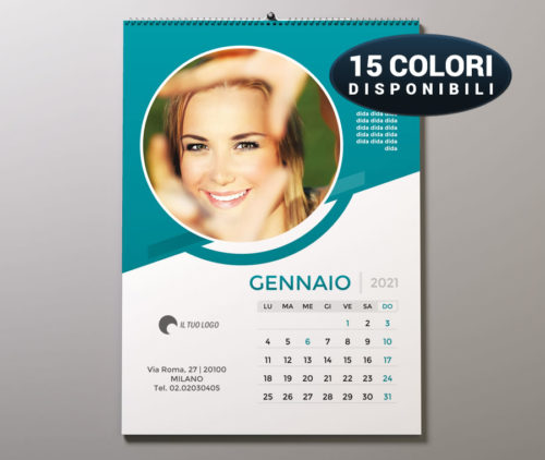 stampa calendario online