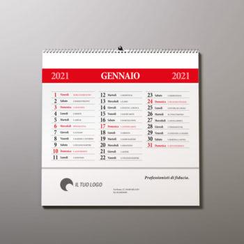 calendario parete