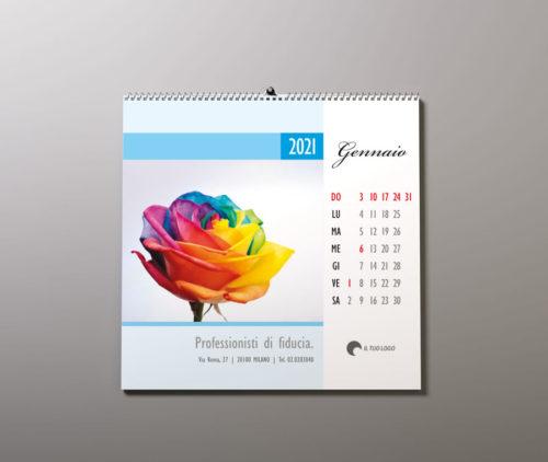 calendari parete personalizzati