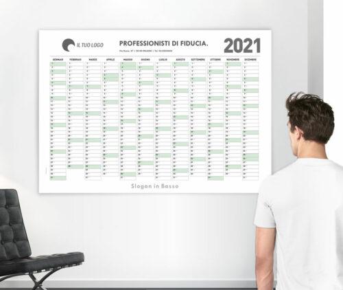 calendario planner da muro