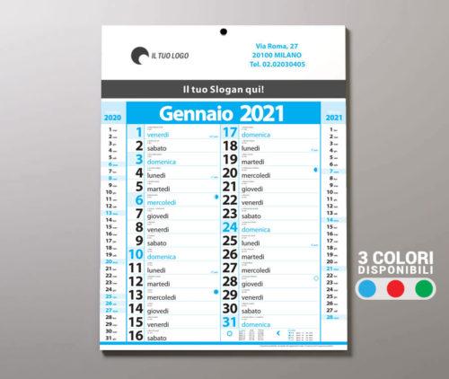 stampa calendari olandesi illustrati