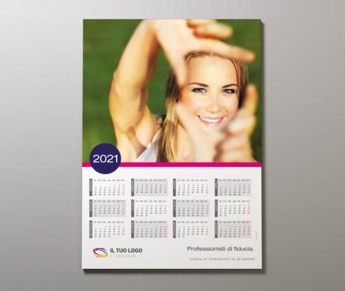 calendario 1 pagina