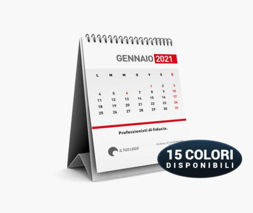 calendario personalizzato da stampare
