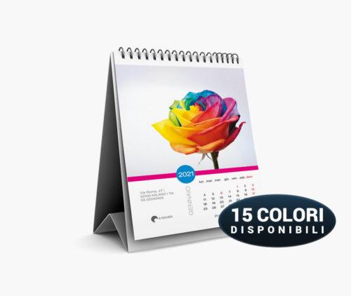 stampa calendari scrivania