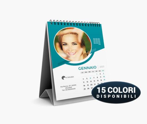 calendario tavolo personalizzato