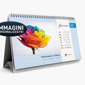 stampa calendari tavolo