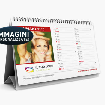 calendari da tavolo personalizzati
